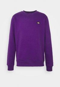 NEW JERSEY - Sweatshirt - deep purple
