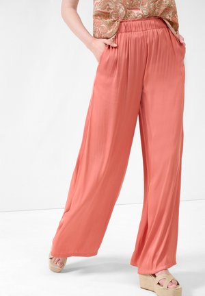 Trousers - helles flamingo