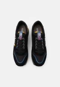 Napapijri - Sneakers - black/avio/yellow - 3