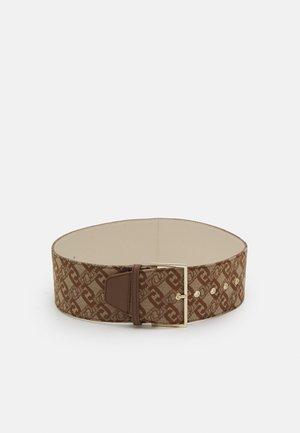 CINTURA BUSTINO - Waist belt - tortoise shell