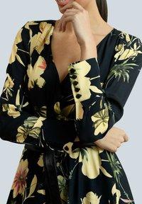 Alba Moda - Day dress - schwarz/rosé - 3