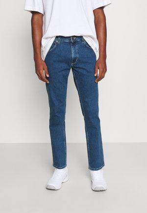 GREENSBORO - Jeans straight leg - mid rocks