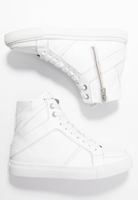 Zadig & Voltaire - High-top trainers - blanc - 3