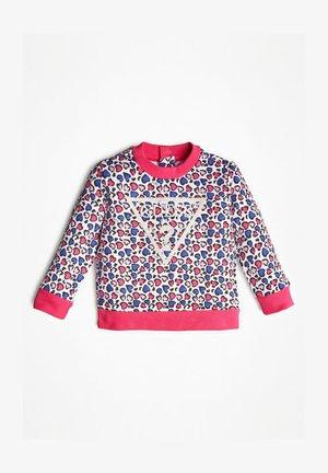 LOGO ALLOVER-PRINT - Sweatshirt - gemustert multicolor