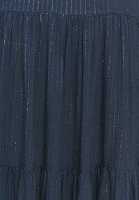 NAF NAF - A-line skirt - bleu marine - 2