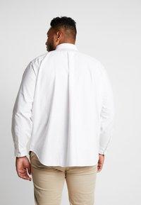 Polo Ralph Lauren Big & Tall - OXFORD - Camicia - white - 2