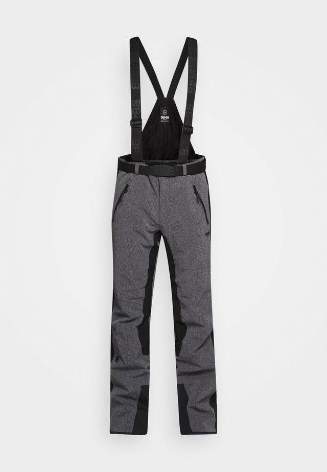 ROTHORN 2.0 PANT - Snow pants - grey melange