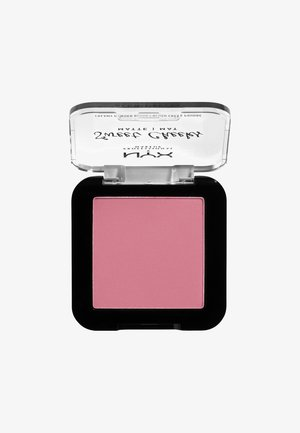 SWEET CHEEKS CREAMY POWDER BLUSH MATTE - Blusher - 08 rose & play