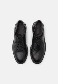 Hudson London - KLINE - Lace-ups - black - 3