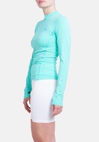 SPORTKIND - Sports shirt - mint - 2