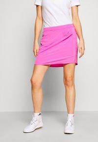 Polo Ralph Lauren Golf - AIM SKORT - Sportovní sukně - resort rose - 0