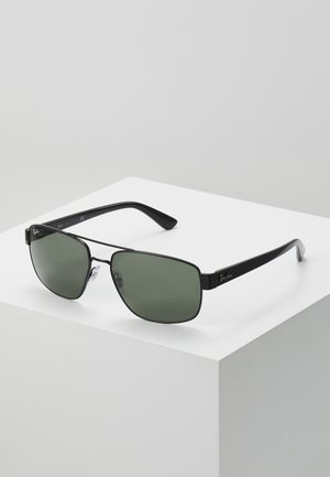 Sonnenbrille - shiny black