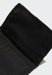 adidas Performance - ESSENTIALS LOGO WALLET - Portemonnee - black - 4