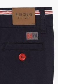 Blue Seven - KIDS - Chino kalhoty - nachtblau - 3