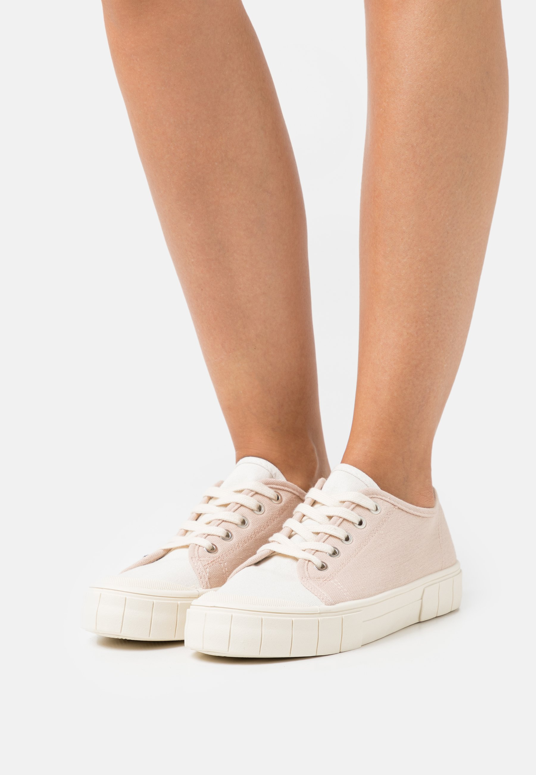 Women VEGAN PEGGY LACE UP - Trainers