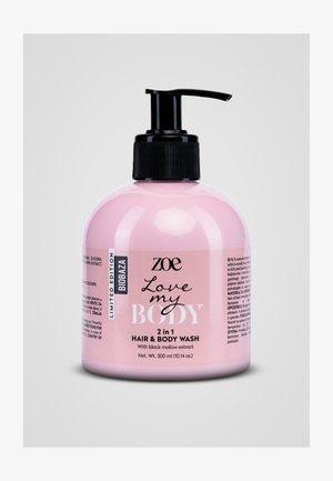 LOVE MY BODY, 2IN1 SHAMPOO AND SHOWER GEL , 300 ML - Shower gel - -