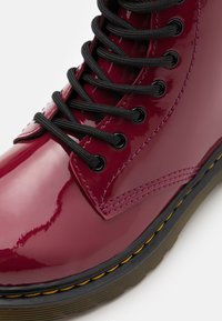 Dr. Martens - 1460 UNISEX - Lace-up ankle boots - dark scooter red - 5