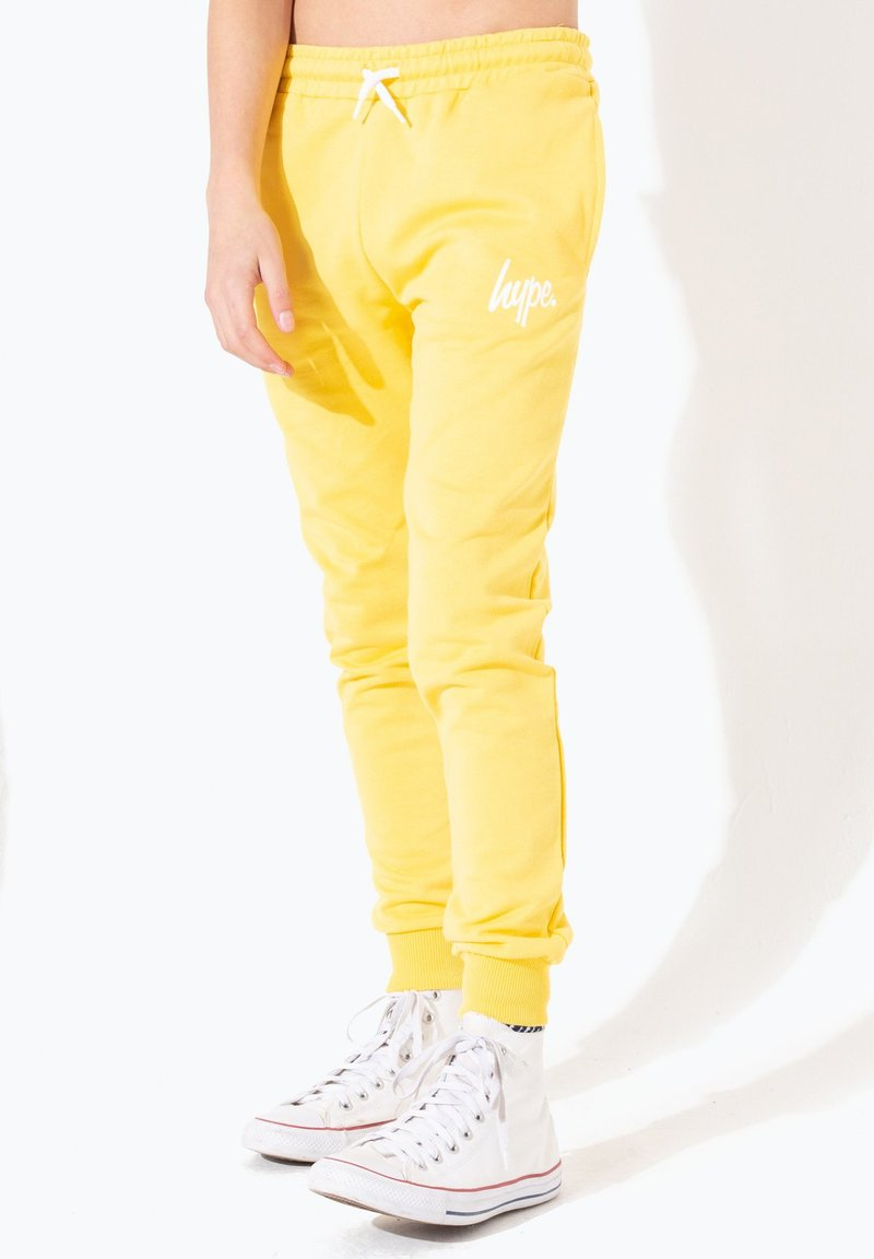 Hype - Tracksuit bottoms - yellow