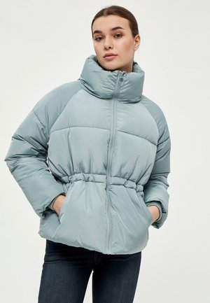 EDITH - Zimní bunda - slate blue