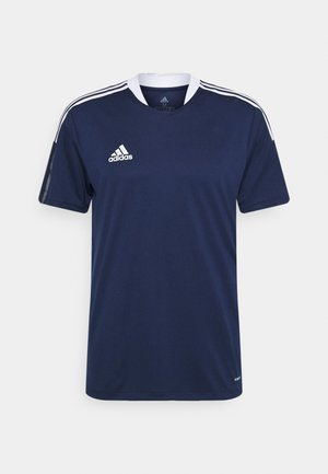TIRO 21 - Print T-shirt - navy blue
