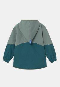 Finkid - AARRE UNISEX - Waterproof jacket - trellis/bronze green - 1