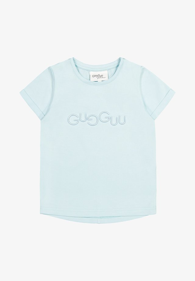 Long sleeved top - baby blue
