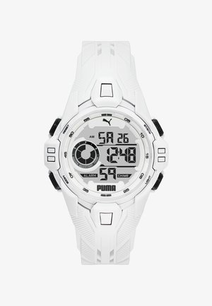 BOLD - Digitaluhr - white
