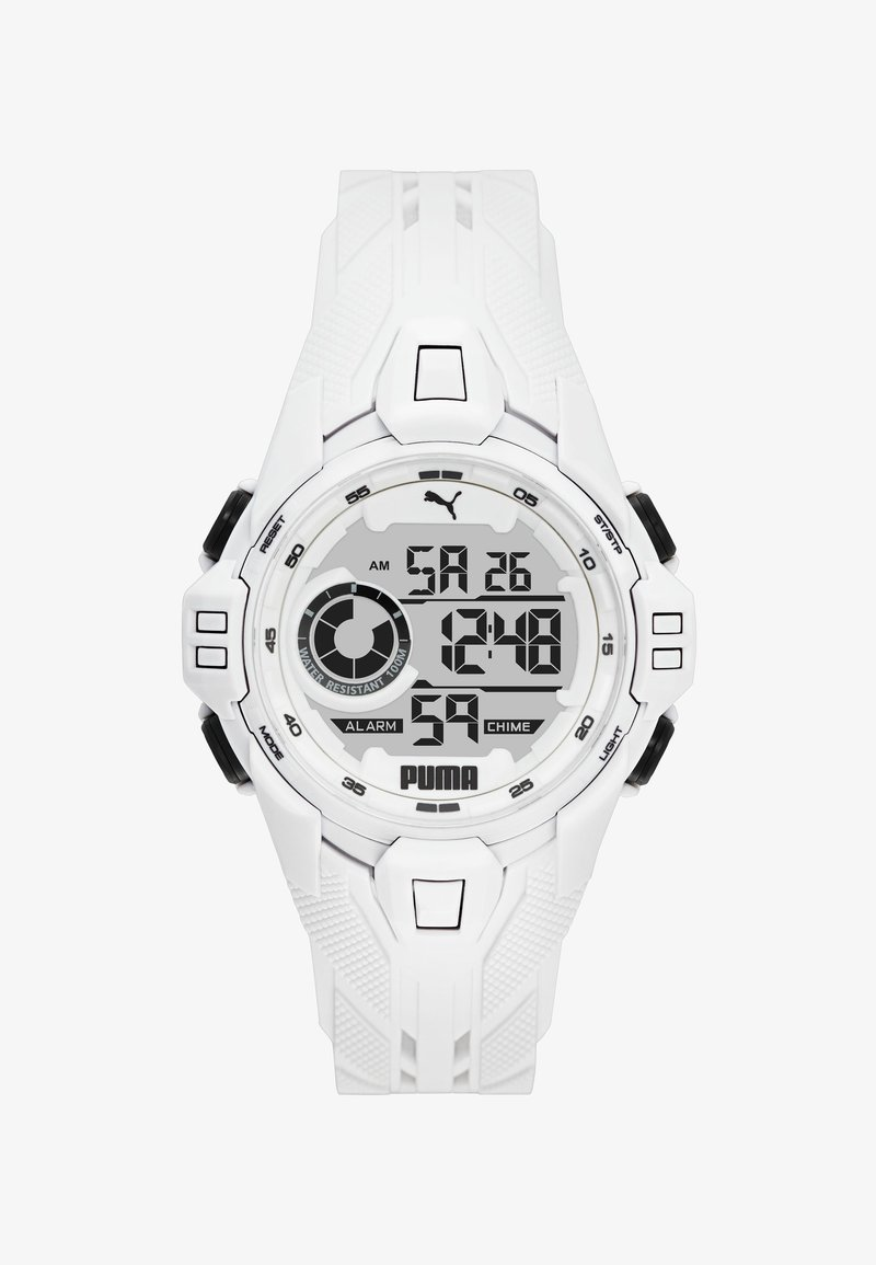 Puma - BOLD - Digital watch - white
