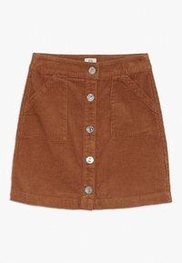River Island - A-snit nederdel/ A-formede nederdele - light brown - 0