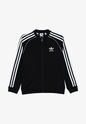 SUPERSTAR - Sportovní bunda - black/white