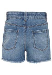 Name it - NKFRANDI  - Denim shorts - light blue denim - 1