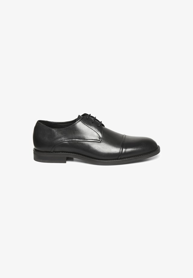 DERBY DERBY - Stringate - black