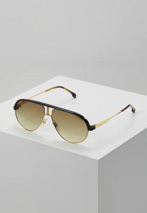 Solbriller - black/gold
