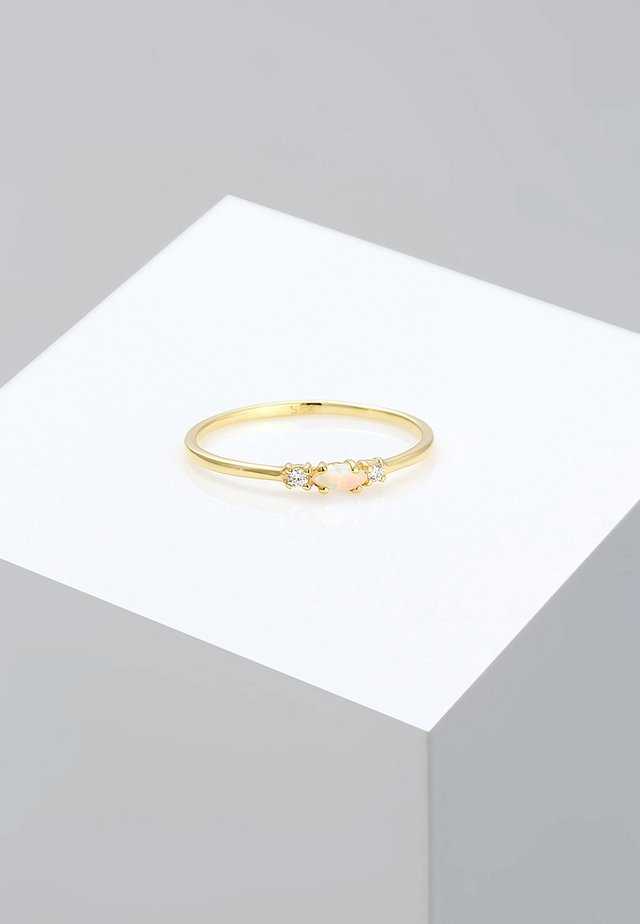 GEO VINTAGE MARQUISE  - Ring - gold