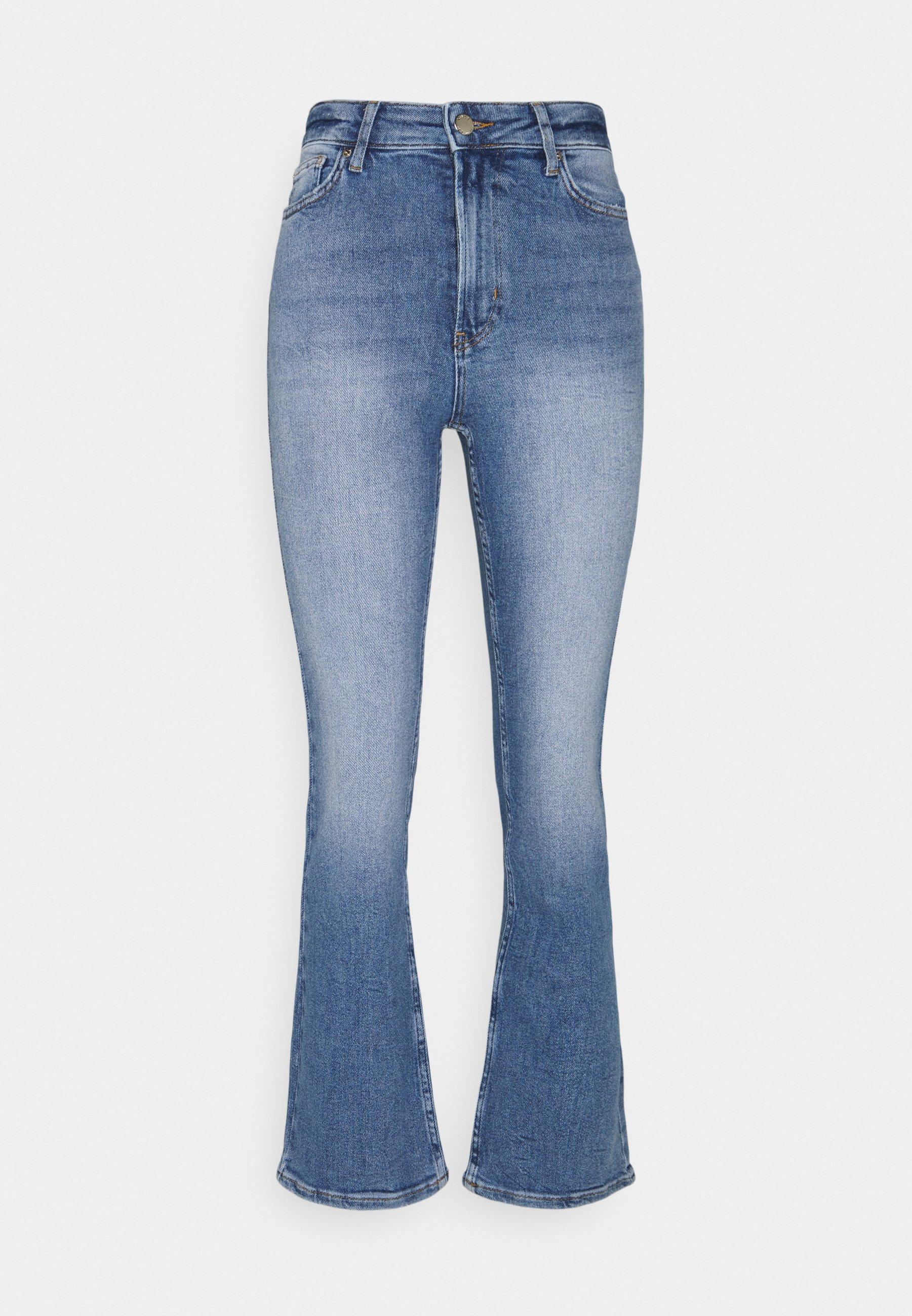 Women ONLCHARLIE LIFE - Flared Jeans