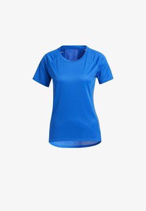 RISE UP N RUN PARLEY T-SHIRT - Print T-shirt - blue