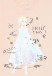 Name it - NMF DISNEY FROZEN ELSA - Camiseta de manga larga - silver pink - 2