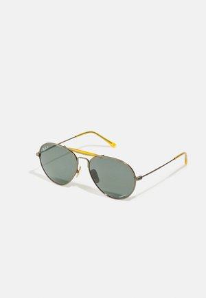 UNISEX - Sunglasses - antique gold