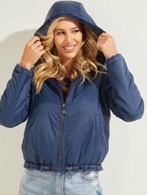 ROXY REVERSIBLE - Faux leather jacket - dunkelblau