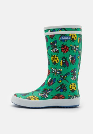 LOLLY POP THEME UNISEX - Bottes en caoutchouc - green