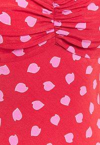 Diane von Furstenberg - JADE - Vapaa-ajan mekko - red - 2