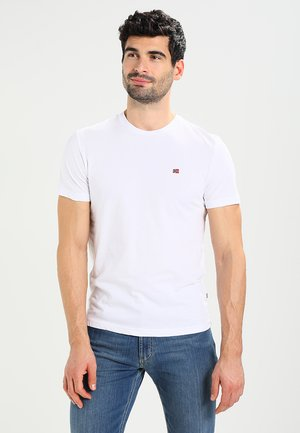 SENOS CREW - T-shirt - bas - bright white
