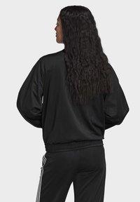 adidas Originals - TRACK TOP - Veste de survêtement - black - 1