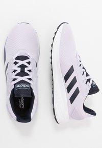 adidas Performance - DURAMO 9 - Juoksukenkä/neutraalit - purple tint/legend ink/footwear white - 1