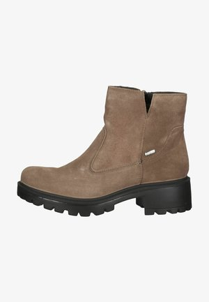 Platform ankle boots - fango