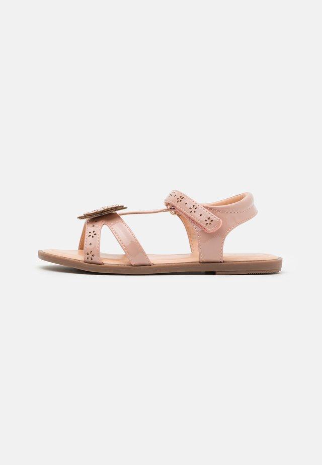 Sandales - mauve
