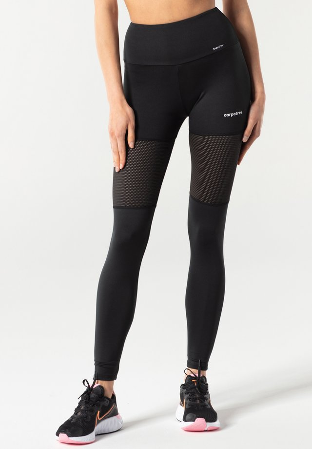 FIJI PERFORMESH - Legging - black