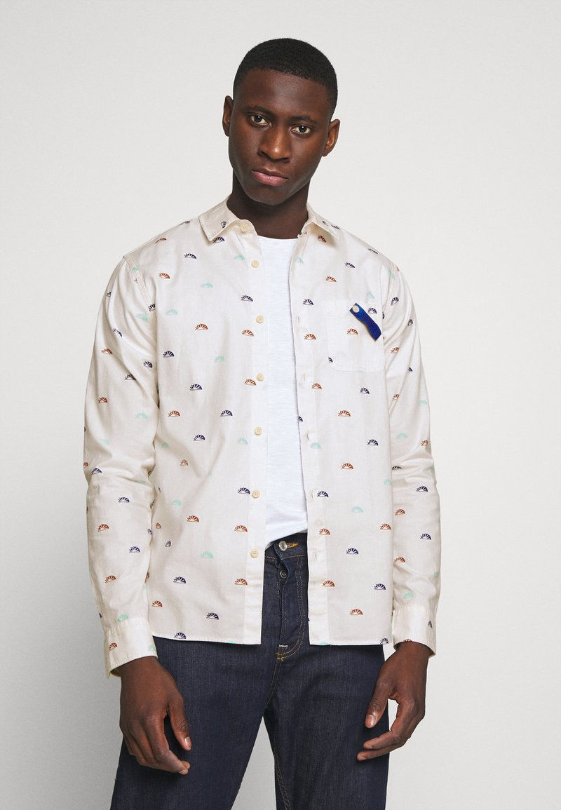 Scotch & Soda - Shirt - off white