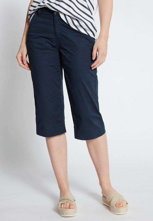 Jeansshort - navy blau