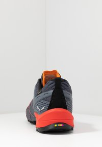 Salewa - MS WILDFIRE GTX - Hiking shoes - ombre blue/fluo orange - 3